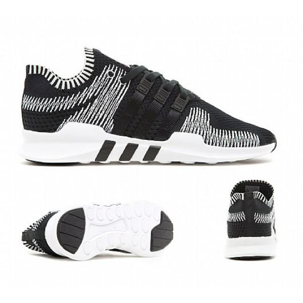 Neue Adidas EQT Support ADV Primeknit Herren Schwarz Laufschuhe Auf Verkauf