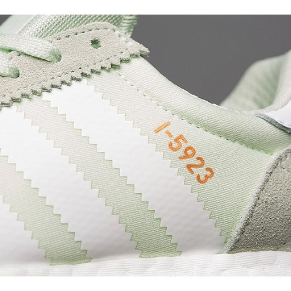 Neue Adidas I-5923 Damen Grün Laufschuhe Verkauf