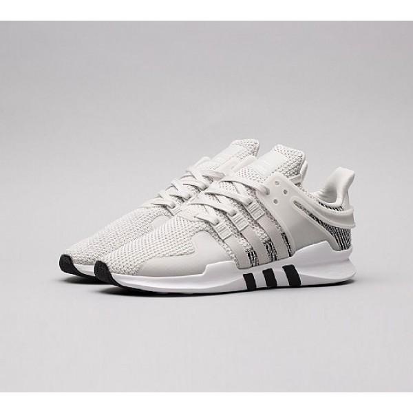 Neue Adidas EQT Support ADV Herren Weiß Laufschuhe Verkauf