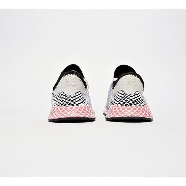 Neue Adidas Deerupt Runner Damen Schwarz Laufschuhe Online Bestellen