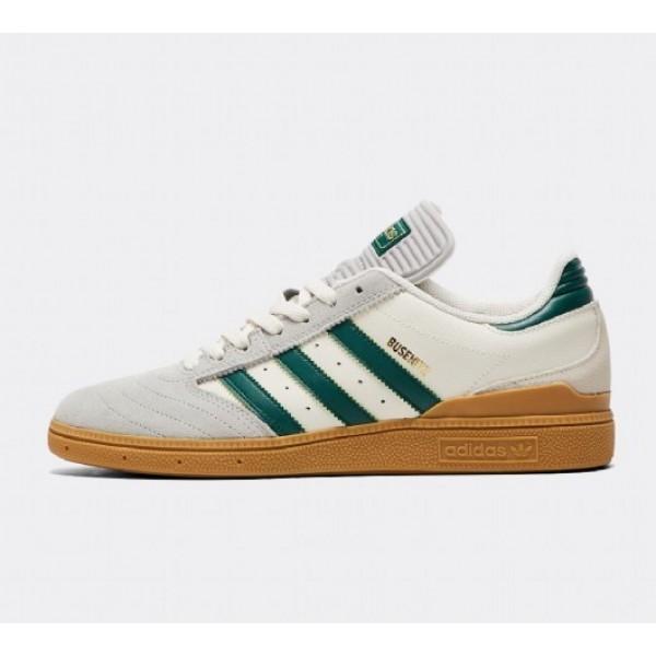 Neue Adidas Busenitz Herren Weiß Skate Schuhe Onl...