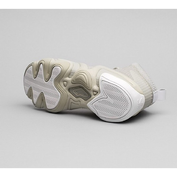 Neue Adidas Crazy 8 ADV Primeknit Herren Khaki Laufschuhe Auslauf