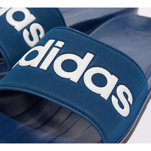 Neue Adidas Carozoon LG Herren Blau Sandalen Online Bestellen